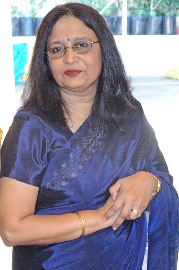 picture of Indira Sewpaul