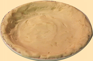 base of pastry